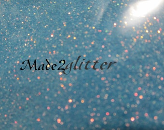 Gold shimmer effect Iridescent cosmetic grade extra fine glitter 0.007