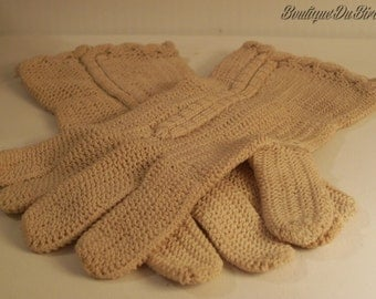 Vintage Children's Gloves