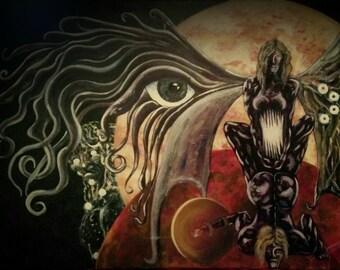 Venus/Mars: The Beast known as Humanity