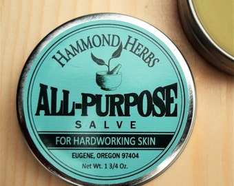 All-Purpose Salve - For Hardworking Skin