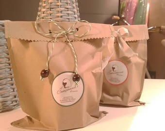 Gift bags-autumn wedding favors * packaging *