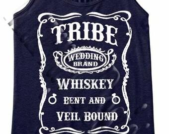 Tribe Wedding Whiskey