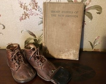 Short Stories of The New America 1919 By Henry Holt and Company New York