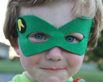 Robin Mask Etsy