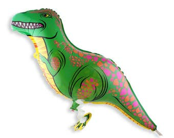 Dinosaur Balloon/Walking Dinosaur Balloon/Pet Balloon/Birthday Decorations