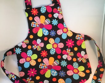 Little Girls Apron, Girls apron, child apron