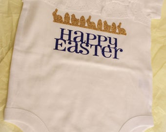Easter Onesie 12 and 18 month