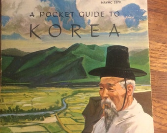A pocket guide to Korea DOD Pam 2-8A