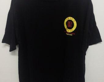 Vintage GUNS N ROSES Rock Band Tshirt Size XL