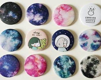 Galaxy Badges Large