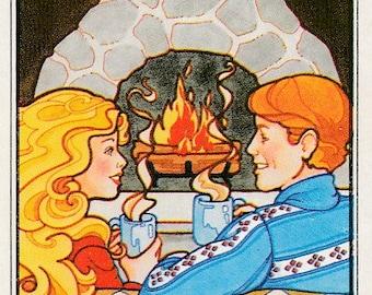 Barbie Fashion Sticker -  Fireside Panini #73