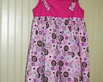 Girls' Dress, Girls' Clothing, Girls' Summer Dress, Summer Dress