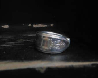 Silver Spoon Ring - Grosvenor