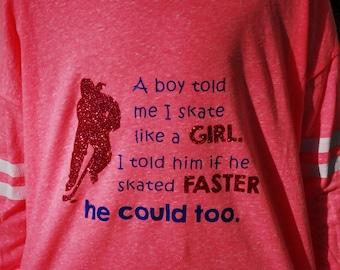 Hockey Girl Shirt