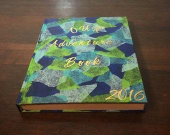Sketch or Memory book
