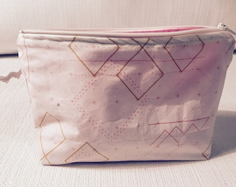 New pouch pink