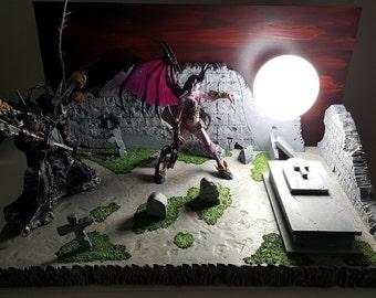 world of warcraft Warlock/succubus/warlock wow lamp