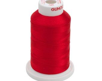 Bright Red Thread Etsy