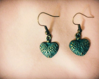 Lovely earrings Vintage style