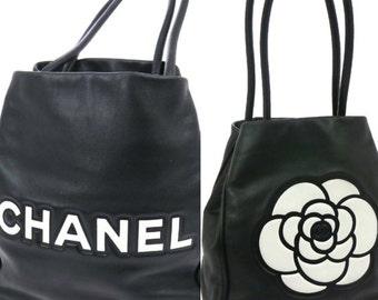 Chanel- shoulder /hand tote