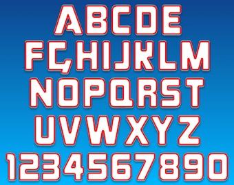 Floogals - Full Alphabet Clipart - 36 png files 300 dpi