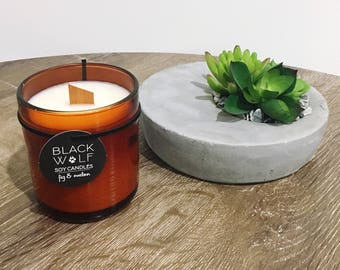 Luxe Candle in Amber