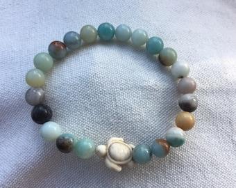 Beach Days turtle bracelet