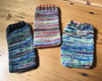 Mobile sock protective sock for mobile phones to 8 x 14 cm