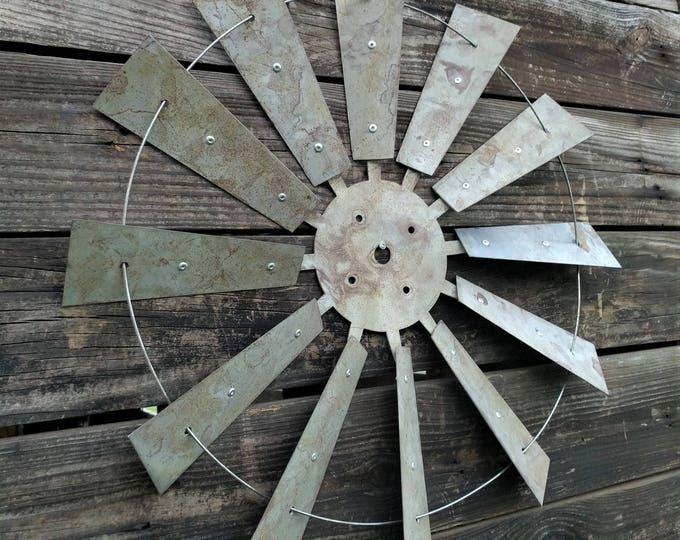 Windmill, Metal Windmill, Rustic Windmill, Windmill Blades, Vintage Windmill, Garden Windmill, Metal Windmill Wall Decor, Windmill Decor