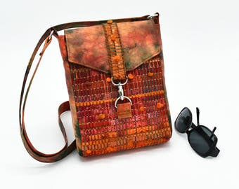 Boho Purse - Tablet Bag - Shoulder Bag - Cross Body Bag - Boho Handbags - Crossbody Bags - Bohemian Bag - iPad Bag - Autumn Wedding - Purses