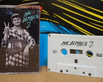 2 by Mac Demarco Cassette Tape