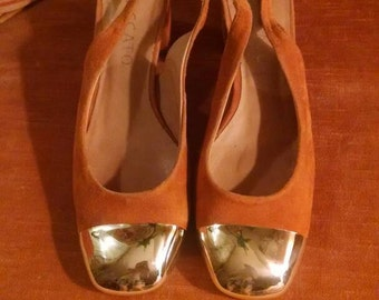 staccato slingbacks