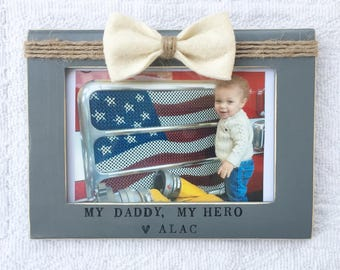 Dad frame, Fathers Day frame, fathers day gift, dad gift, grandpa gift, personalized gift, i love my dad, personalized frame, Father's Day