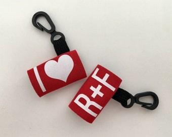 R + F Lip Shield Holders