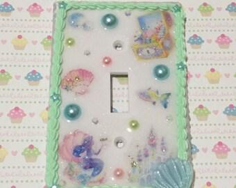 Ariel Pop Tart RTS Light Switchplate