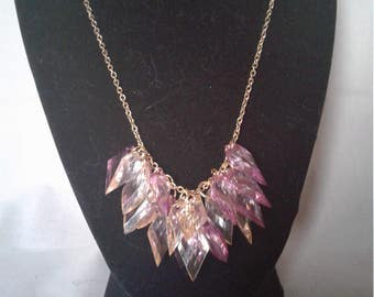 Flirty Cluster Necklace
