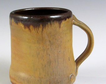 "Woodfired, Stoneware Mug 4.5"" x 4.5"""