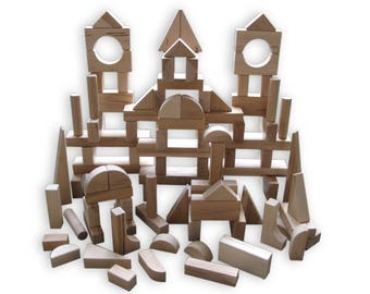 SPECIAL SHAPES 90 Piece Block Set