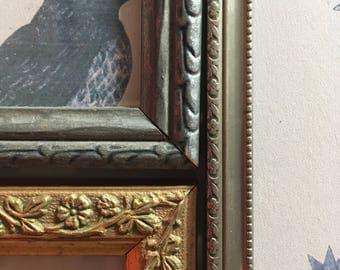 Vintage Picture Frames, Photo Frames