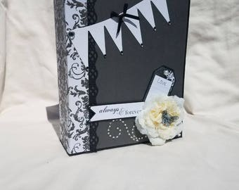 Wedding mini album  wedding scrapbook  wedding photo album  wedding gift   wedding memoryWedding scrapbook   Etsy. Premade Wedding Scrapbook. Home Design Ideas