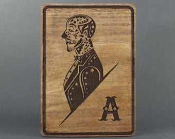 Alfred of the Dead Card