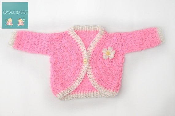 New born baby girl dress, Crochet baby sweater set Crochet baby cardigan, Baby sweater, Baby girl, baby shower, baby girl gift, baby cardiga