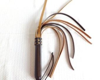 Golden Belle - Belt Flogger