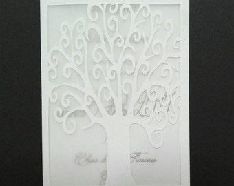 Participation Wedding Tree of life