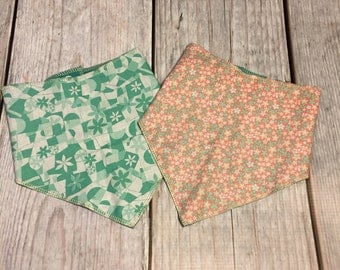 Bandana Bibs, Baby Bibs, Baby Bandana Bibs, Meal Time Accessories, Drool Bib, Absorbant Bib, Baby Accessories, One Size Bib