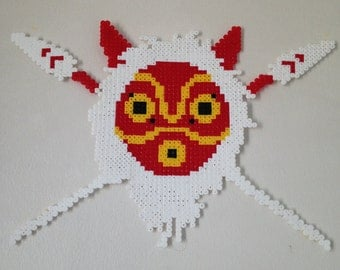 Geek - mask Princess Mononoke