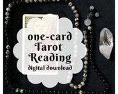 One-Card Custom Tarot Rea...