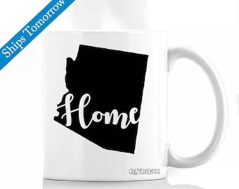 Arizona Home State Pride Coffee Mug