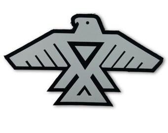 Thunderbird Frayed Edge Patch