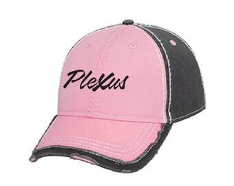 Plexus Pink Embroidered Hat, Plexus Swag, Plexus Hat, Plexus Cap, Plexus Embroidered Hat